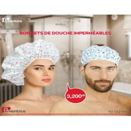 Bonnets de Douche Imperméables