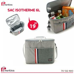 Sac isotherme 6L