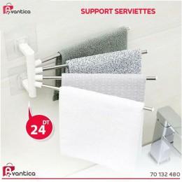 Support serviettes