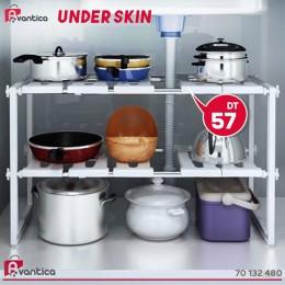 Organisateur extensible sous l'évier Under sink Organizer
