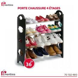 Porte Chaussure 4 étages
