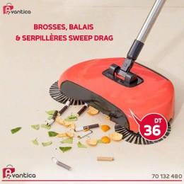 Brosses, balais & serpillères Sweep Drag