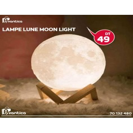 Lampe Lune Moon light