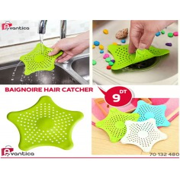 Filtre pour bonde d'évier, douche, baignoire Hair Catcher