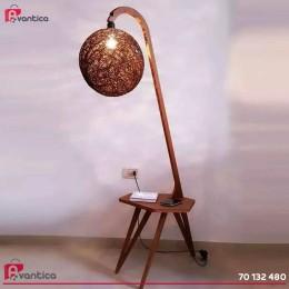 Lampadaire Avec Table