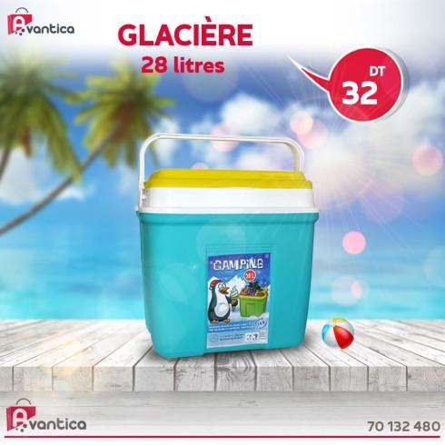 Glacière CAMPING 28 Litres