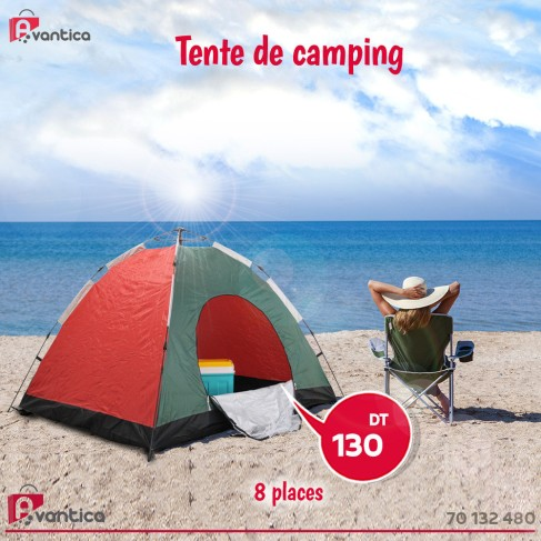 Tente de Camping 8 Places